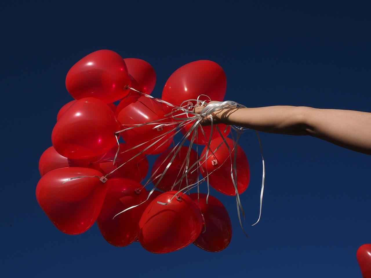 Ozdobne balony