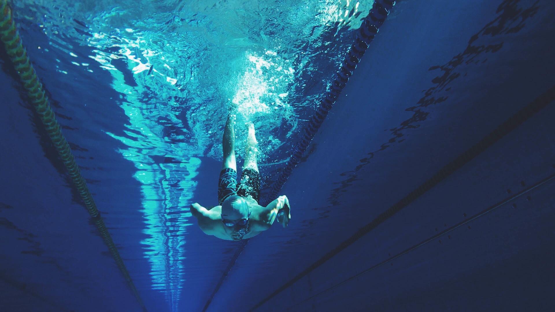 jak nauczyc sie plywac