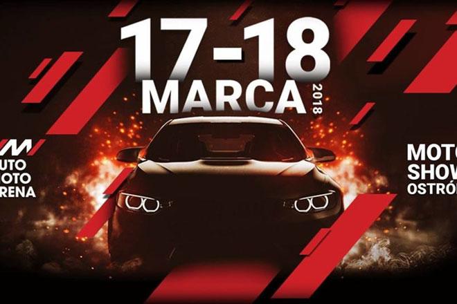 Auto Moto Arena 2018 - Targi Motoryzacyjne