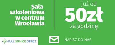 sala konferencyjna Wrocław