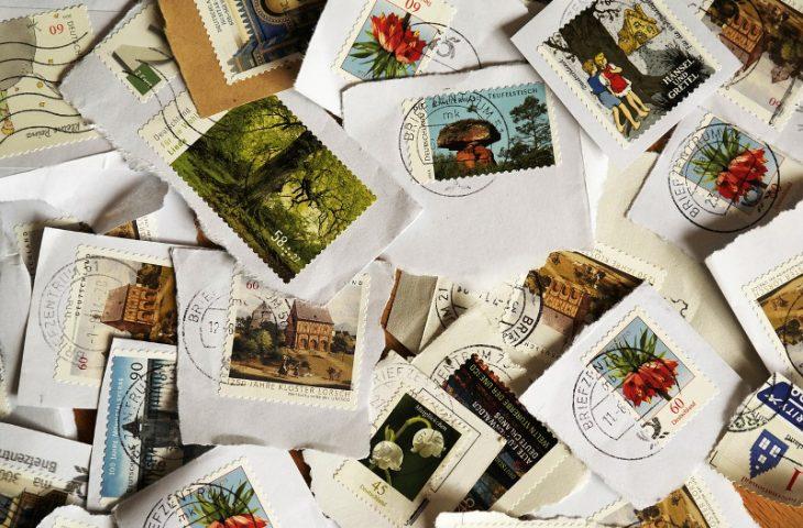 Polskie znaczki