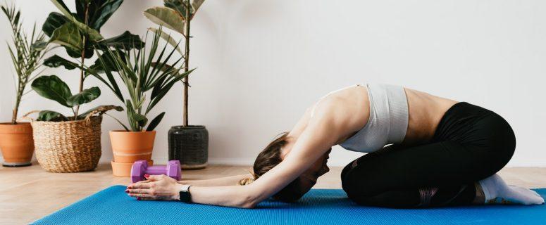 Ćwiczenia rozciągające