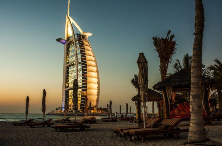 dubaj urlop informacje turystyczne