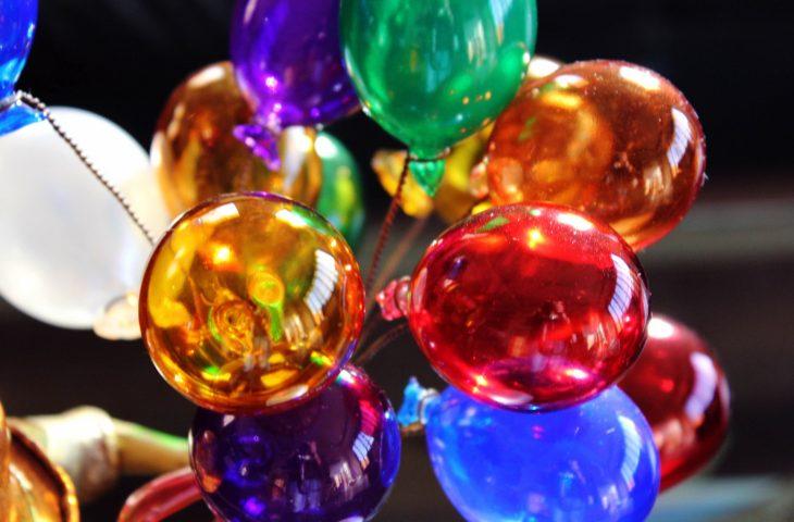 Bukiet z balonów