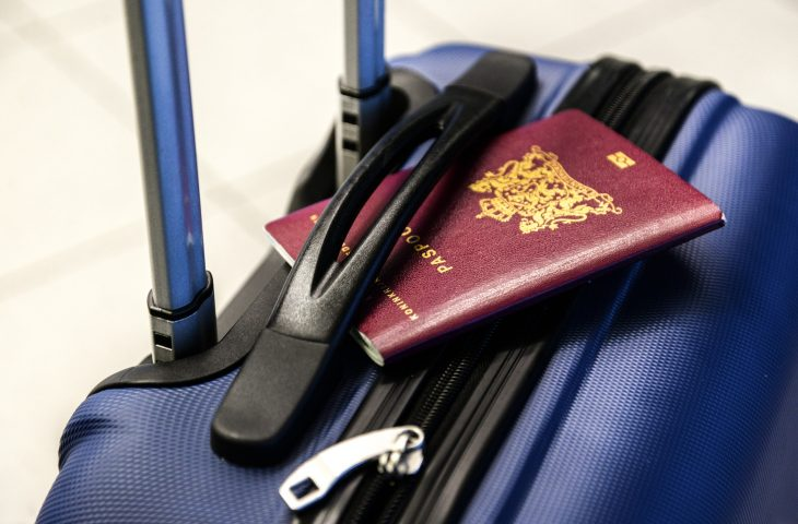walizka do samolotu