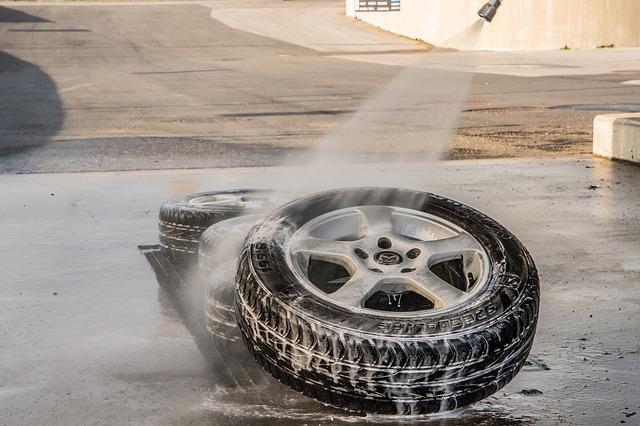 myjka do samochodu