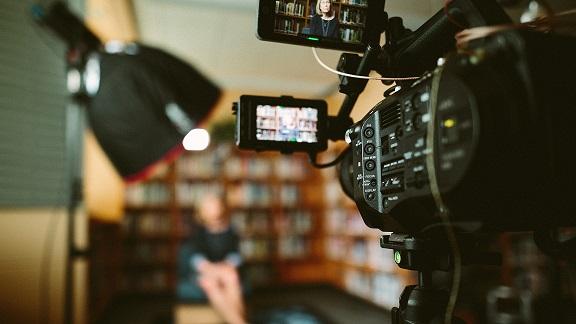 Kamera nagrywająca obraz